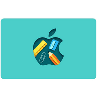 App Store & iTunes Gift Card for Education [Email Delivery]