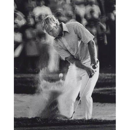 Nicklaus Photo (Jack Nicklaus Print Wall Art By Globe Photos)
