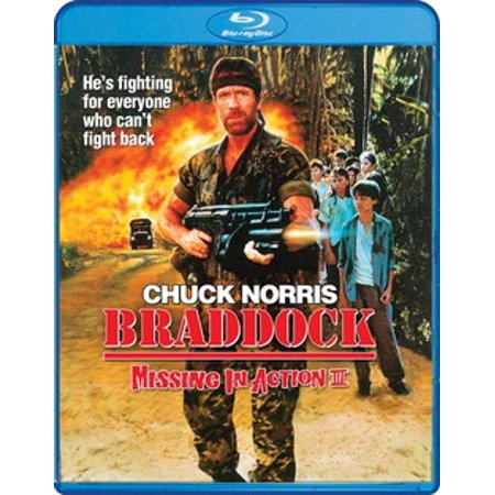 Braddock: Missing In Action III (Blu-ray) (Missing In Action 2 The Beginning 1985)
