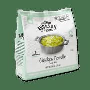 Augason Farms Instant Chicken Noodle Soup Mix 7.7 oz Pantry Pouch