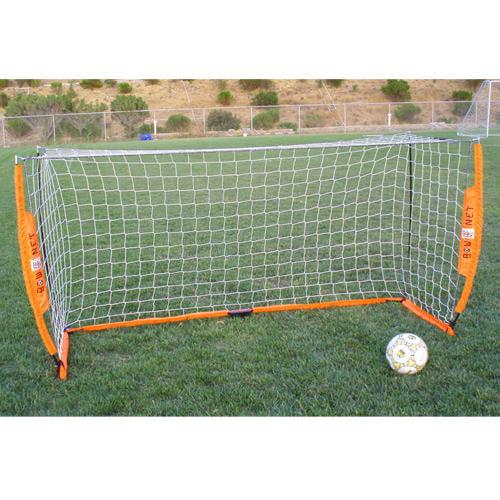 BOWNET Portable 4'H x 8'W Soccer Goal