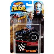 Hot Wheels WWE Jeff Hardy Die-Cast Car