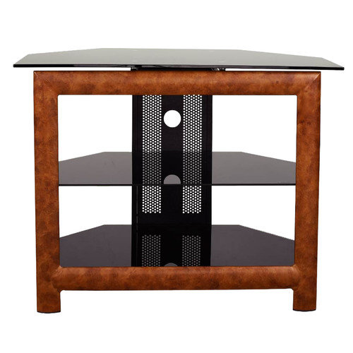 Hazelwood Home 32'' Corner TV Stand
