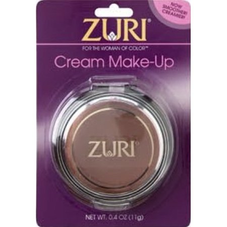 Zuri Cream Makeup Honey Brown (Grey Cream Makeup)