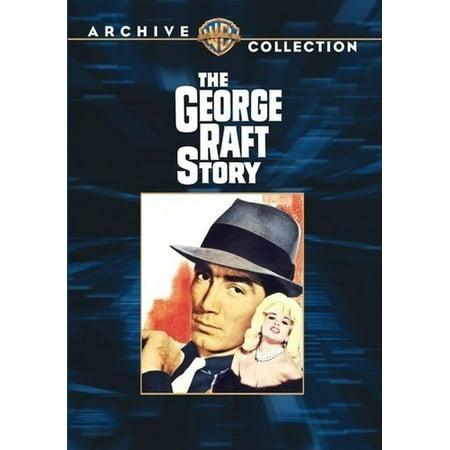 The George Raft Story (DVD) - George Raft Actor