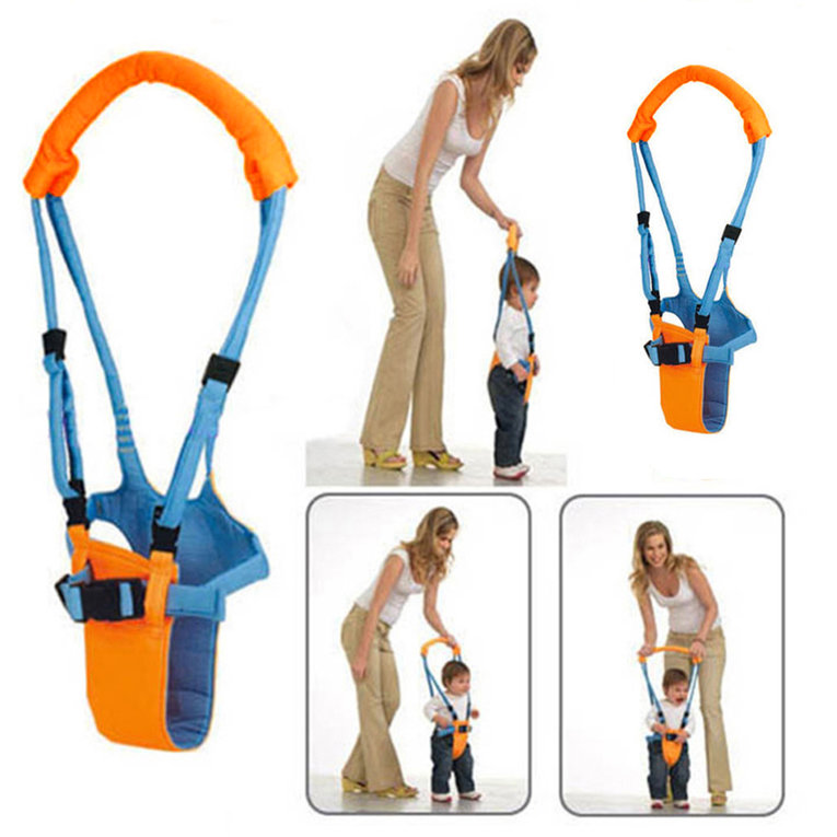 Baby Toddler Kid Harness Bouncer Jumper Help Learn To Moon Walk Assistant I1