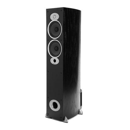 Polk RTiA5 Compact Floor Standing Speaker (Black) ()