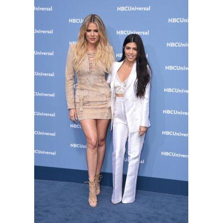 Khloe Kardashian Kourtney Kardashian At Arrivals For Nbc Upfronts 2016 - Part 2 Radio City Music Hall New York Ny May 16 2016 Photo By Derek StormEverett Collection Celebrity - Kourtney Kardashian Halloween
