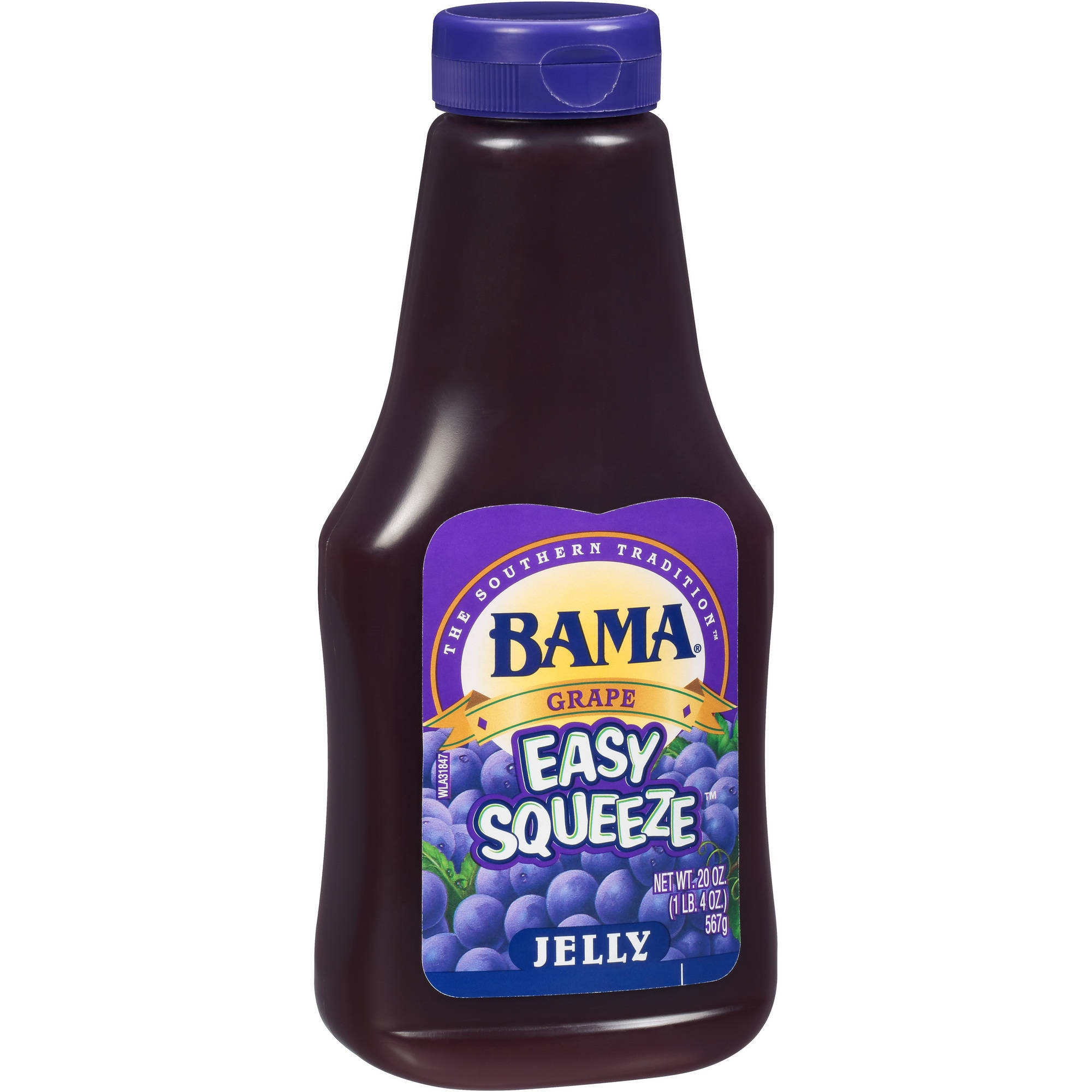 Bama Grape Jelly, 20 oz
