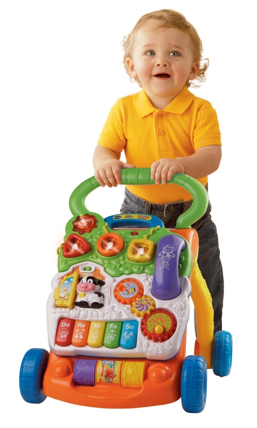 Sit-to-Stand Learning Walker By VTech Ship from US by VTech