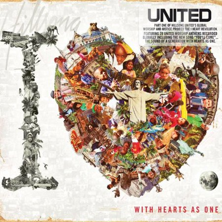 Hillsong Worship Dvd (I Heart Revolution: With Hearts As One)