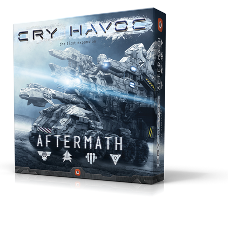 Portal Cry Havoc Card Game: Aftermath