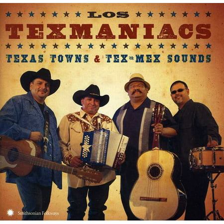 Texas Towns and Tex-Mex Sounds (Best Tex Mex Music)