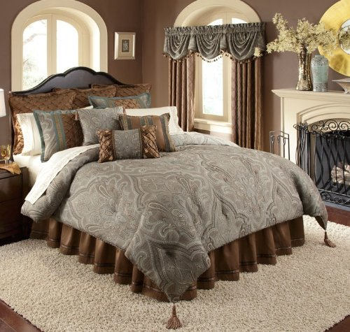 Veratex Valverde Comforter Set (Queen)