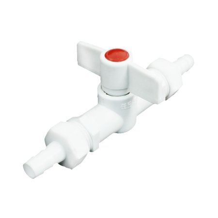 Unique Bargains Fish Tank 10mm Dia Tube 2 Way Water Flow Control Switch Throttle Valve - image 1 de 1