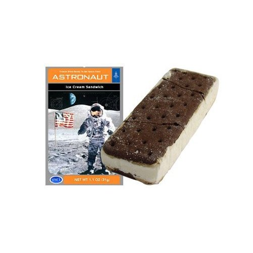 Astronaut Ice Cream Sandwich by Backpackers Pantry