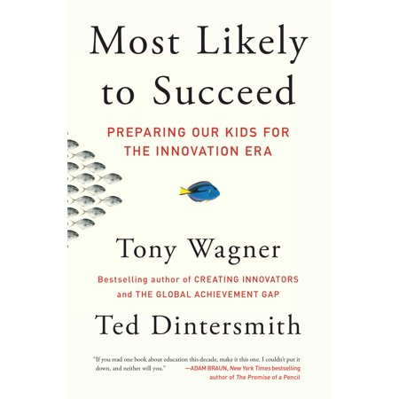 Most Likely to Succeed : Preparing Our Kids for the Innovation (A Human Geographer Would Most Likely Study)