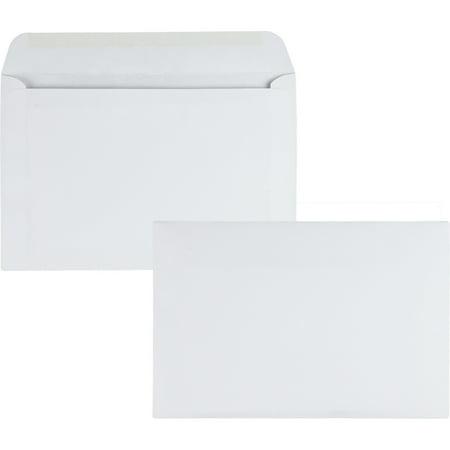Quality Park, QUA37181, 6x9 Booklet Envelopes, 500 / Box, -