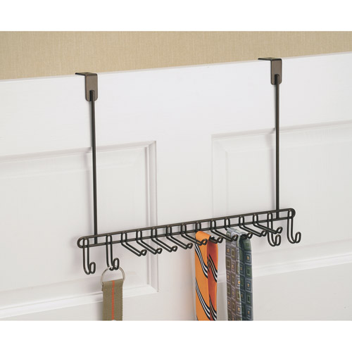 Classico Over the Door Tie and Belt Rack