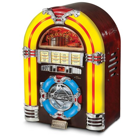 Crosley Nostalgic Jukebox CD Player - CR1101A-CH