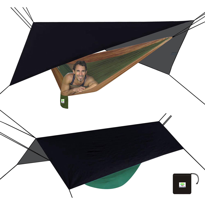 Click here to buy Hammock Bliss Extra Large Rain Fly by Hammock Bliss.
