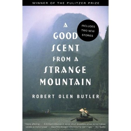 Strange Cover - A Good Scent from a Strange Mountain (Paperback)
