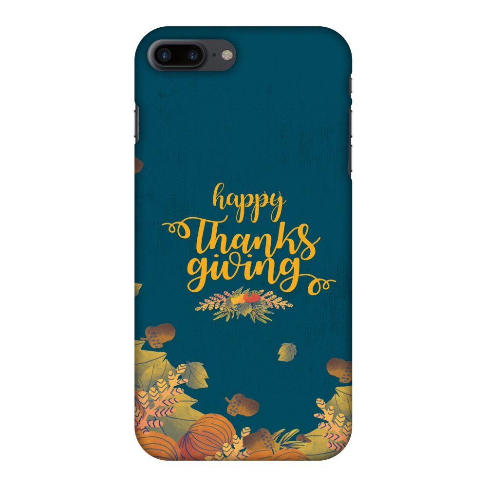 iPhone 7 Plus Case, Premium Handcrafted Designer Hard Shell Snap On Case Shockproof Printed Back Cover with Screen Cleaning Kit for iPhone 7 Plus -Floral Pattern , Slim, Protective