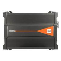 New Dual XPR540 1200 Watt 4/3/2 Channel Class A/B Car Audio Power Amplifier Amp