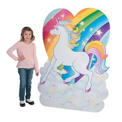IN-13755446 Unicorn Party Stand-Up 1 Piece(s)