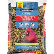 Pennington Select Birder's Blend, Wild Bird Seed and Feed, 40 lb. Bag