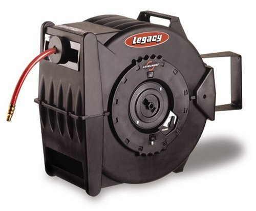"""Legacy Manufacturing Co L8306 78' Auto Retractable Hose Reel 1 4"""" Npt Male End by Legacy Manufacturing"""