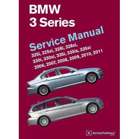 Bmw 3 Series  E90  E91  E92  E93   Service Manual 2006  2007  2008  2009  2010  2011  325I  325Xi  328I  328Xi  330I  330Xi  335I  335Is  335Xi