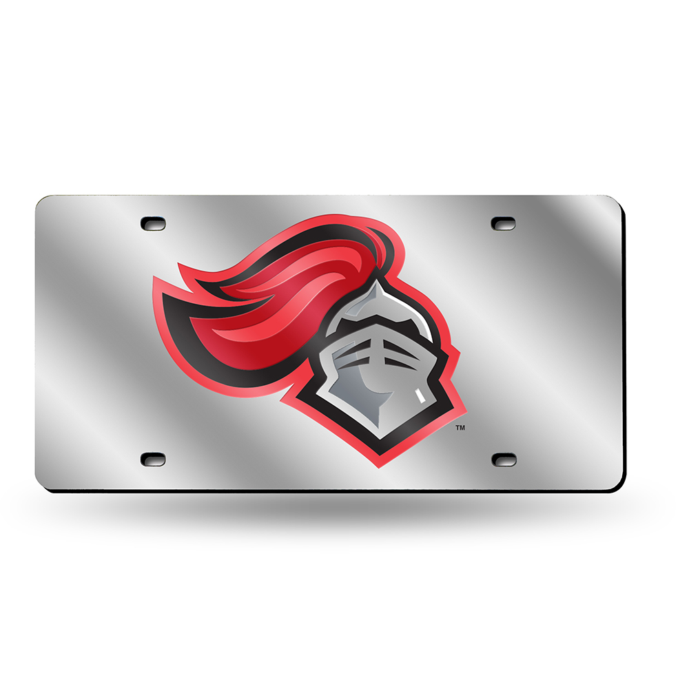 Rutgers Scarlet Knights NCAA Laser Cut License Plate Tag