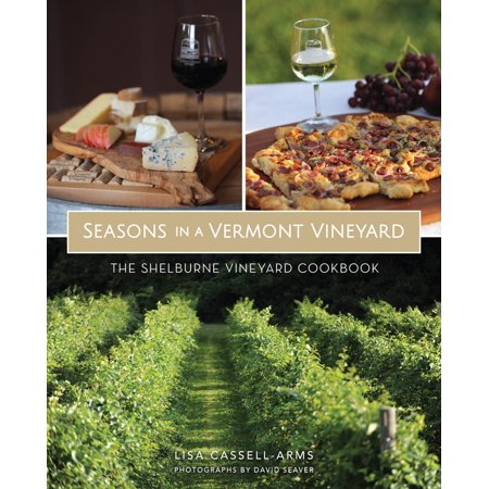 Seasons in a Vermont Vineyard: The Shelburne Vineyard Cookbook (Paperback) Vermont is a food lover's paradise. From its verdant and fertile farmland, regional specialties are emerging. We have an abundant selection of locally raised meats, poultry, produce and fruits, as well as world-class artisanal cheeses, award-winning spirits, ciders, beers and, of course, wine. Shelburne Vineyard is recognized as a pioneer in cold-climate winemaking, producing expertly crafted wines from Vermont and regionally grown hybrid grapes. With original mouthwatering recipes crafted especially for this new edition, this book celebrates a generation of outstanding wines and the affinity of food and wine produced from the same northern terroir.
