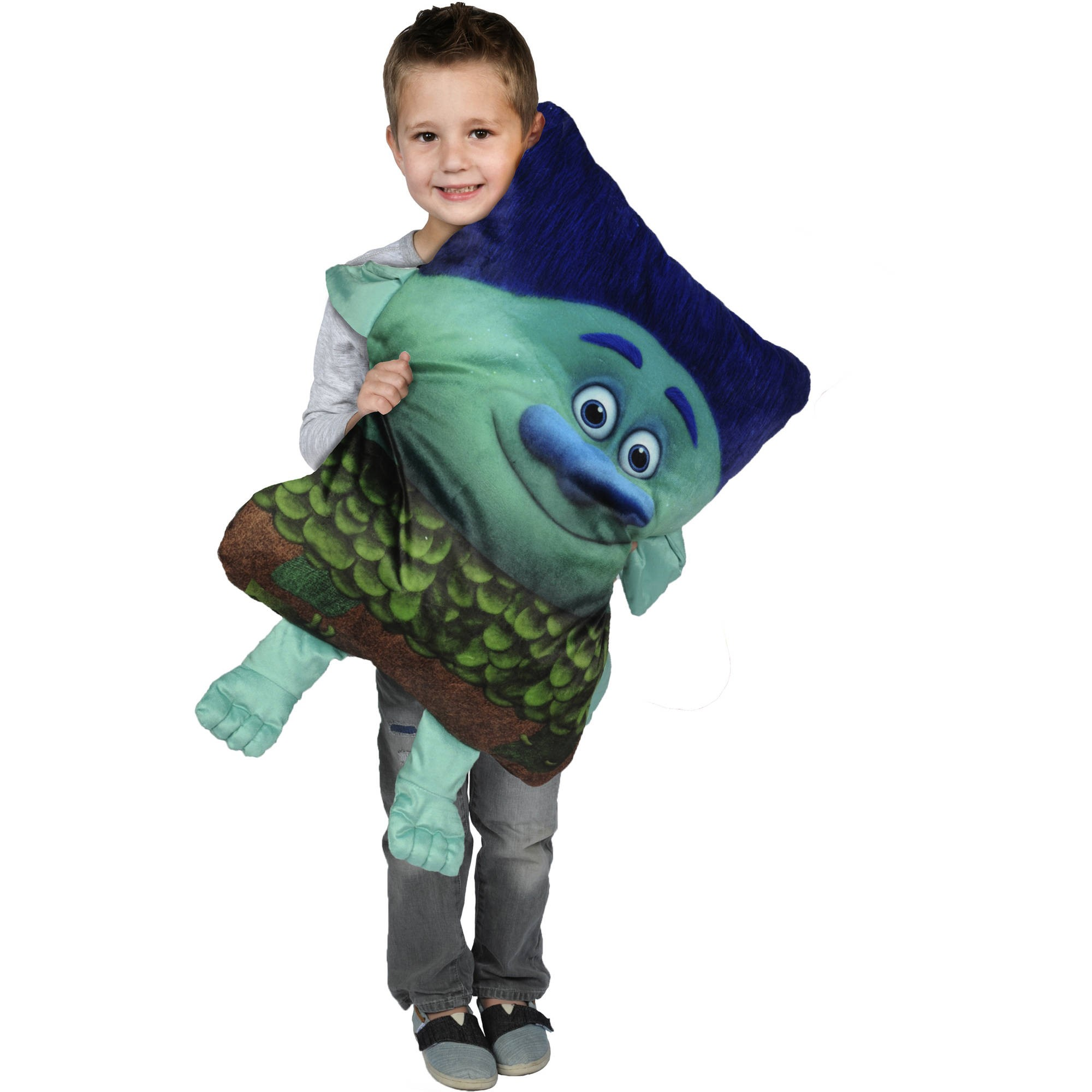 DreamWorks Trolls Branch 3D Pillow Buddy by Franco