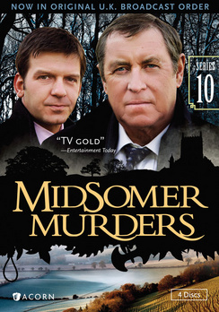 Midsomer Murders: Series 10 (DVD) by Image Entertainment