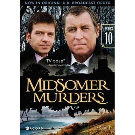 Midsomer Murders: Series 10 (DVD)](Midsomer Murders Halloween)
