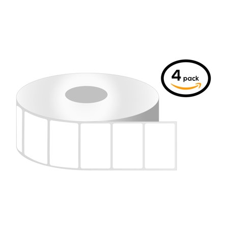 Jersey Top Love Label - 1 Inch Core - 1.25 x 0.85 Zebra Compatible Direct Thermal Labels 4 Roll for Zebra Desktop Printer GC420d GC420t GK420d GK420t GX420d GX420t GX430t LP2824 LP2824Plus LP2422 TLP2824 TLP2824Plus LP2844…