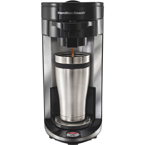 Hamilton Beach FlexBrew Single-Serve Coffee Maker | Model# 49995R