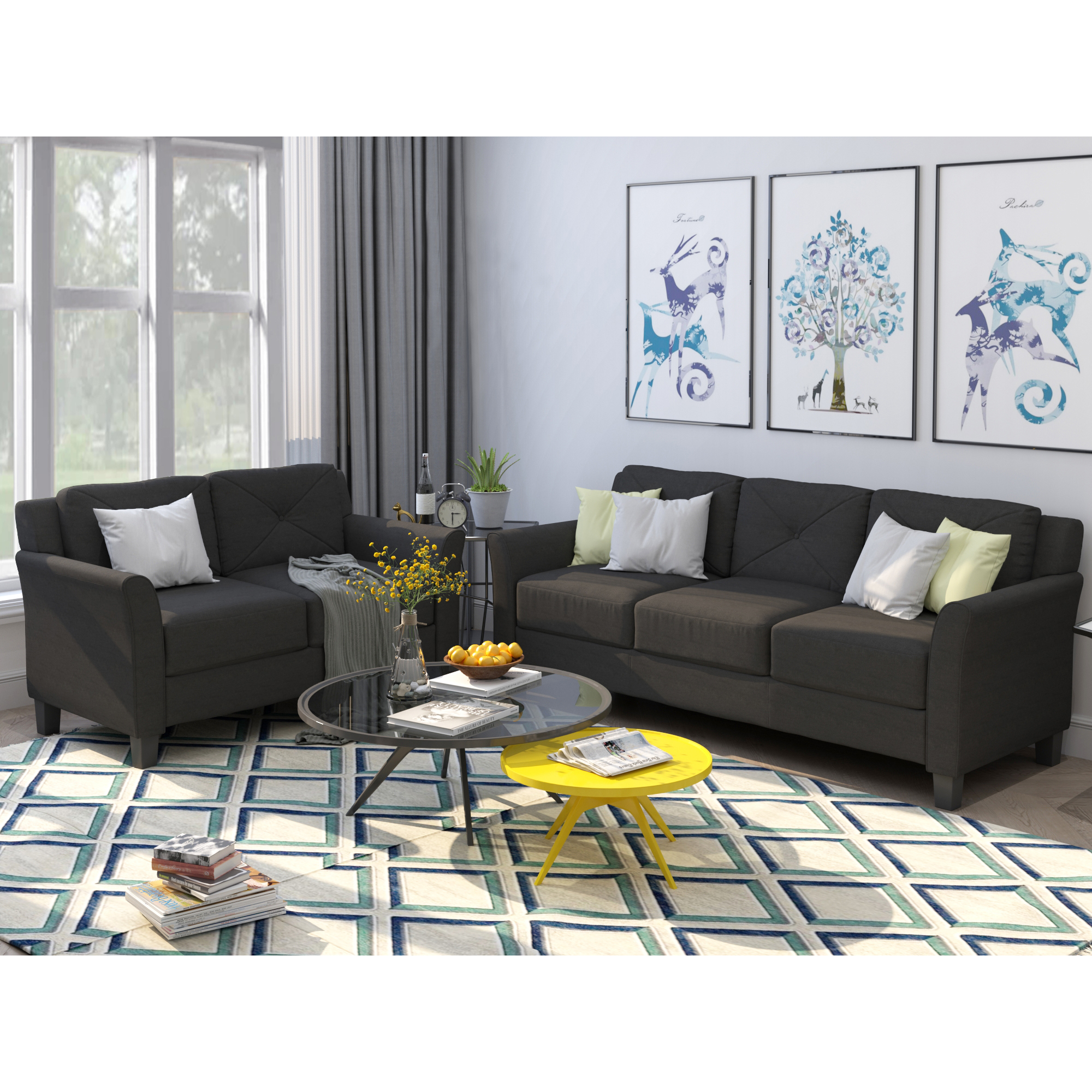 Clearance Upholstered Sofas Couches