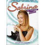 Sabrina Teenage Witch: The Complete Second Season ( (DVD)) by PARAMOUNT HOME VIDEO