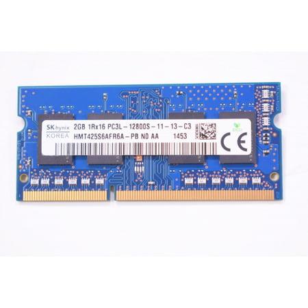 HMT425S6AFR6A-PB Hynix 2gb Pc3l-12800s So-Dimm Memory