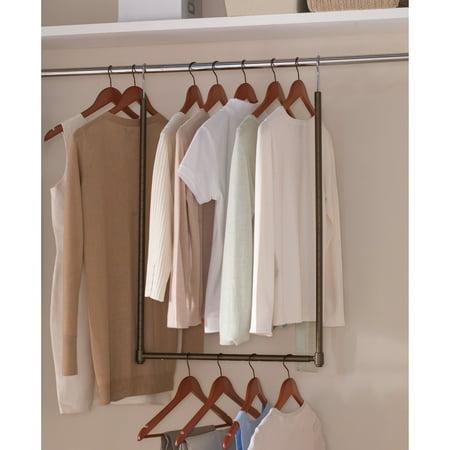 Mainstays Expanding Closet Rod E Bronze