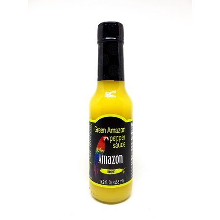 Amazon Hot Green Pepper Hot Sauce