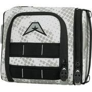 American Kargo Big Block Bag White