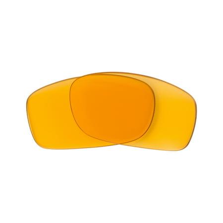 Replacement Lenses Compatible with OAKLEY Fives 3.0 Hi Intensity Yellow (Oakley Ersatzgläser Fives 3.0)