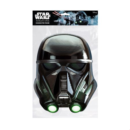 Star Wars: Rogue One-Death Troopeer Facemask Halloween Costume Accessory