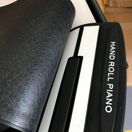 Roll Up Piano Folding Portable Keyboard | 88Keys | Music Gifts for Women Men Girl Boys Kids | Educational Toys Gift Set | Digital Beginner Piano - image 3 of 9