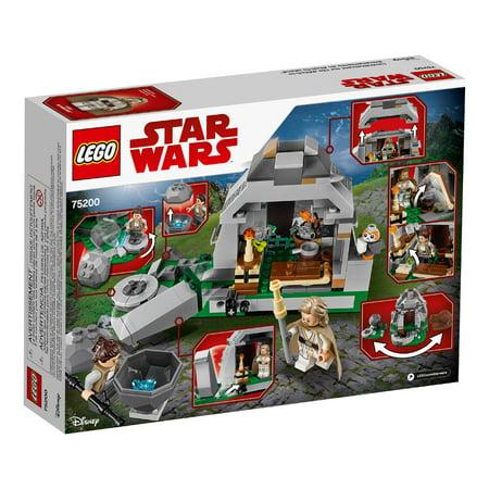 Best LEGO Star Wars TM Ahch-To Island Training75200 deal