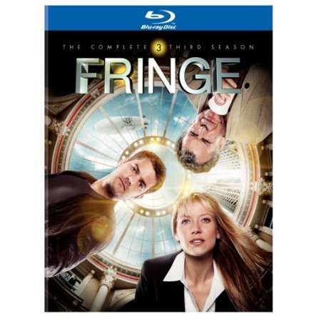 Fringe  The Complete Third Season  Blu Ray   Widescreen